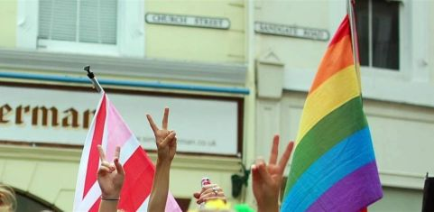 Folkestone Pride - Official After-Party 18+