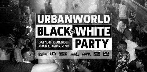 Urban World Black & White Party