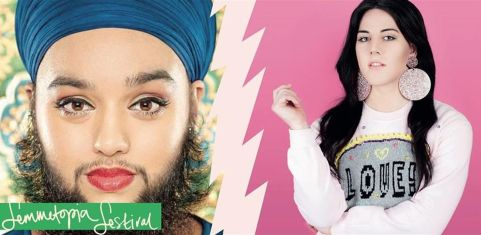 Femmetopia! with Charlie Craggs and Harnaam Kaur