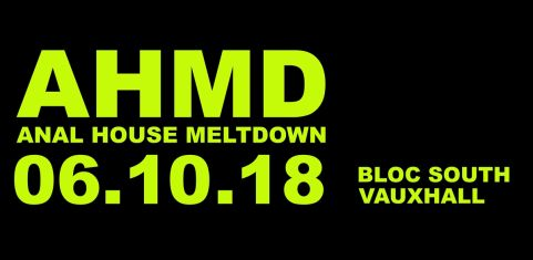 ANAL HOUSE MELTDOWN