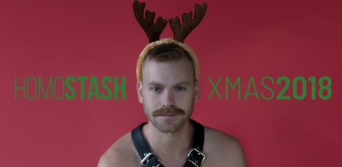 HOMOSTASH Vauxhall Xmas Party