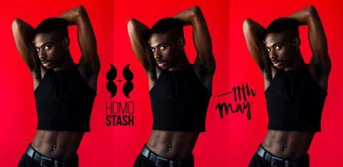 Homostash - Voguing edition - Headliner: Mario Cantos (Bcn)