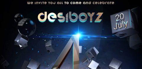 Desi Boyz – 4th Birthday Bash – Friday 20th July 2018