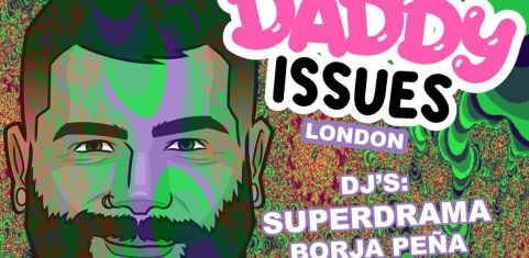 Daddy Issues November with SUPERDRAMA