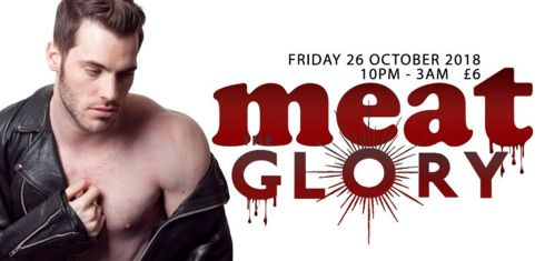 Meat The Glory Takeover Halloween Edition -  Q-Jump Tickets