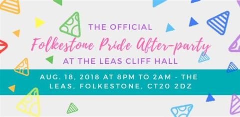 Folkestone Pride - After-Party 18+