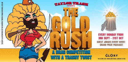 The Gold Rush - The Heat