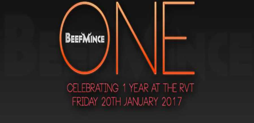 BEEFMINCE: One Year at The RVT feat. Alex B
