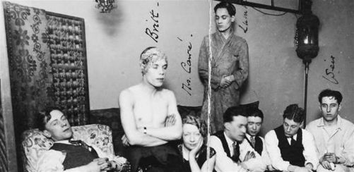 24.11.18 - The Very Queer West End - Queer Theatre History Tours