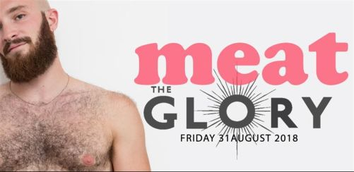 meat The Glory Takeover / meat NAKED 2019 Calendar Launch Party Q-Jump Tickets