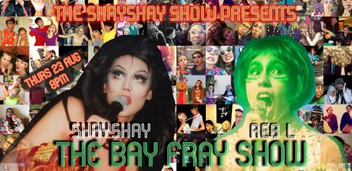 The ShayShay Show presents... The Bay Fray Show