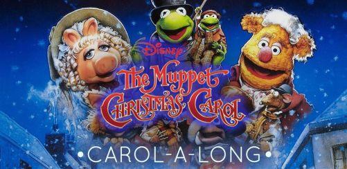 A Muppets Christmas Carol Carol-A-Long
