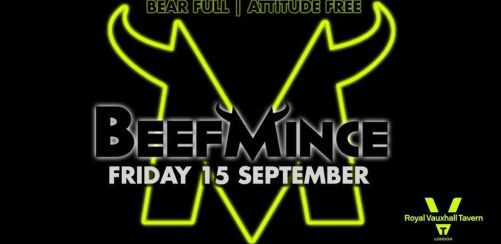 BEEFMINCE at The RVT Feat. DJ Dreadful