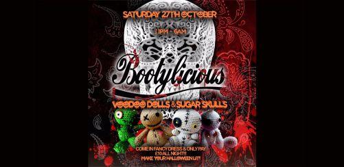 Bootylicious : Voodoo Dolls & Sugar Skulls