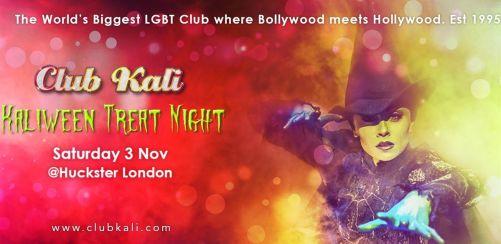 Club Kalis Kaliween Treat Night Party