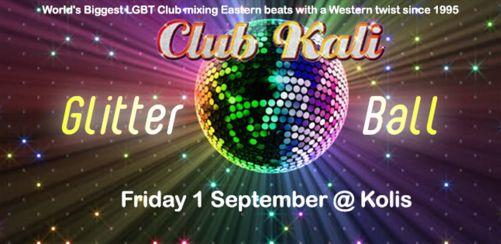 Club Kalis Glitter Ball