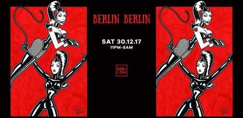 Berlin Berlin: Dirty Doering, Pornceptual, Homostash & more!