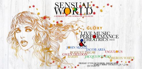 Sensual World - Homage to the works of Kate Bush