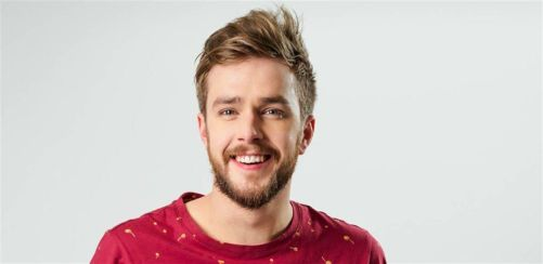 Iain Stirling at The Honor Oak