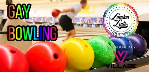 Christmas Gay Bowling Party