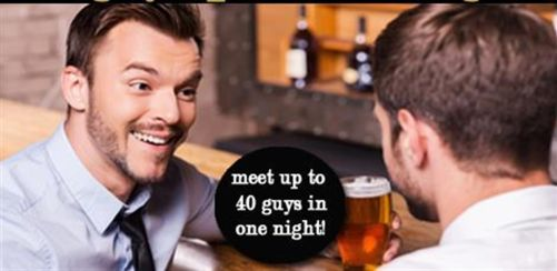 Gay Speed Dating