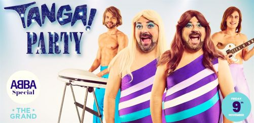 TANGA! PARTY - ABBA SPECIAL