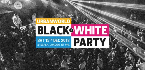 Urban World Black & White Party