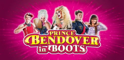 Prince Bendover in Boots