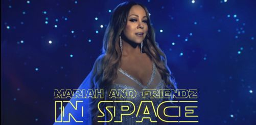 Mariah & Friendz: IN SPACE!