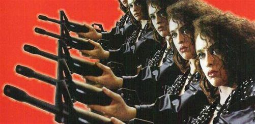 Dominion of Scum screening: Lady Terminator (PIZZA CLUB!)