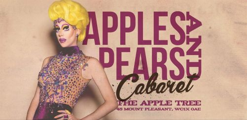 Apples and Pears Christmas Cabaret