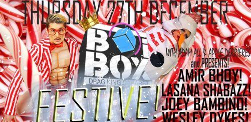 BOiBOX - FESTIVE