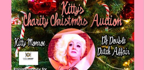 Pink Walrus - Kittys Christmas Auction