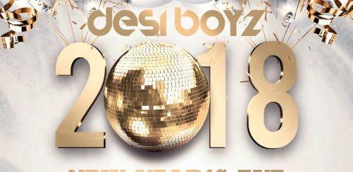Desi Boyz New Years Eve Party