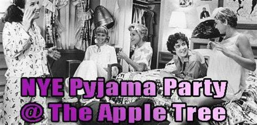 NYE Pyjama Party at The Apple Tree