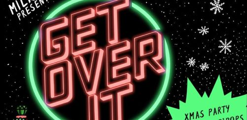 Get Over It: Xmas Party with 90s/00s Karaoke!
