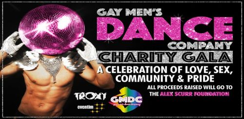 GMDC Charity Gala: A Celebration of Love, Sex, Community & Pride