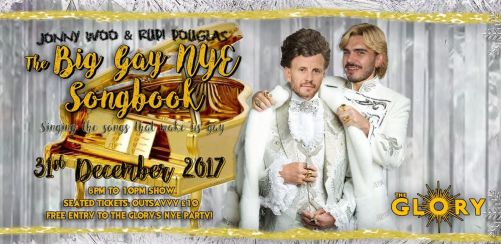 The Big Gay New Years Eve Songbook