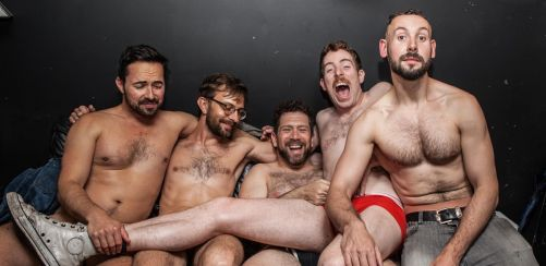 Naked Boys Reading: The Audition 2