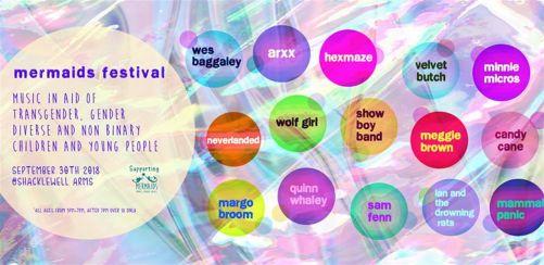 Mermaids festival