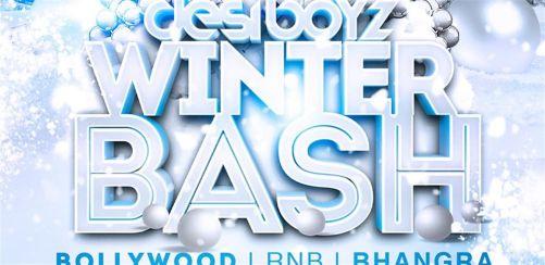 Desi Boyz Winter Bash
