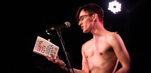 Naked Boys Reading: January Diet