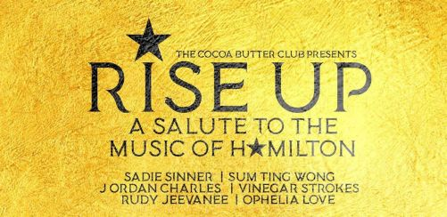 Rise Up - with The Cocoa Butter Club