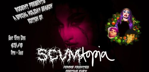 SCVMTOPIA! Femme Fronted Festive Fury