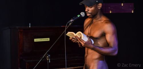 Naked Boys Reading; Hotel Sessions