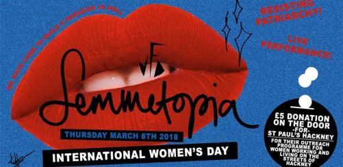 Femmetopia special: International Womens Day!