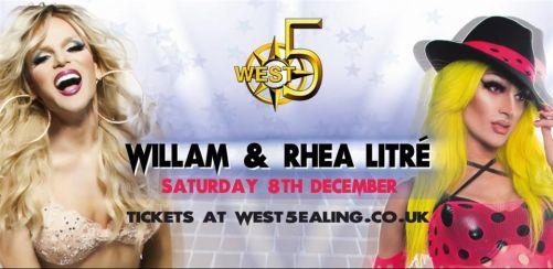 Willam & Rhea Litre