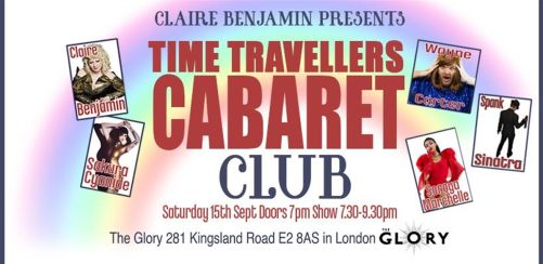 Time Travelers Cabaret Club