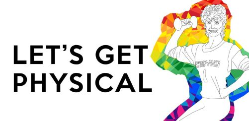 Queerly Beloved Presents - Lets Get Physical! @ The Book Club