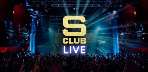 S Club Christmas Party (LIVE SHOW)